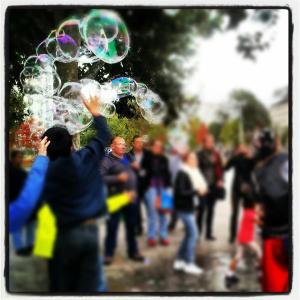 friday bubbles