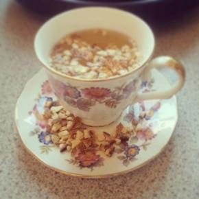 A Bitter Orange Cup of Tea,please!